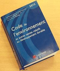 Image du Code de l'environnement