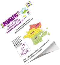 Carte InterFédérale CHI 2019