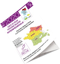 Carte InterFédérale URNE 2020